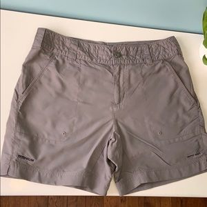 Columbia packable shorts